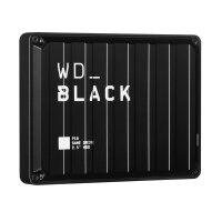 Western Digital P10 Game Drive Externe Festplatte 4000 GB Schwarz