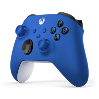 Microsoft Xbox Wireless Controller Blue Gamepad Xbox...