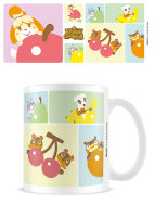 PYRAMID Animal Crossing (Character Grid) Tasse Mehrfarben...