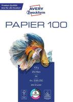 Avery Zweckform 2566-250 Druckerpapier A4 (210x297 mm)...
