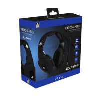 4gamers PRO4-80 Stereo schwarz Gaming-Headset...