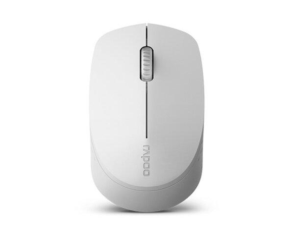 Rapoo M100 Silent Maus Beidhändig RF kabellos + Bluetooth 1300 DPI
