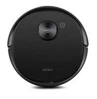 Ecovacs DEEBOT OZMO T8 AIVI Roboter-Staubsauger 0,42 l...