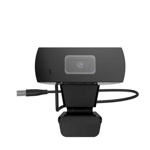XLayer 218162 Webcam 1920 x 1080 Pixel USB Schwarz