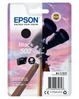 Epson Singlepack Black 502 Ink