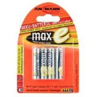Ansmann 5035042 Haushaltsbatterie AAA Nickel-Metallhydrid...