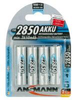 Ansmann 5035212 Haushaltsbatterie Wiederaufladbarer Akku...