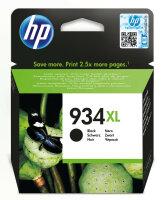 HP 934XL Original Schwarz 1 Stück(e)