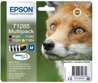 Epson Multipack 4 Farben T1285, DURABrite Ultra Ink