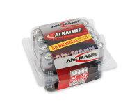 Ansmann 5015548 Haushaltsbatterie Einwegbatterie Alkali