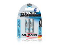 Ansmann 5035432 Haushaltsbatterie AA Nickel-Metallhydrid...