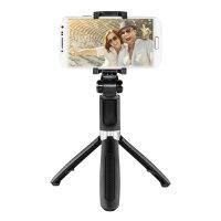 Hama Funstand 57 Selfie-Stick Smartphone Schwarz