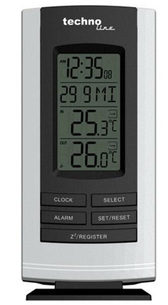 Technoline WS 9180 Digitale Wetterstation Schwarz, Weiß