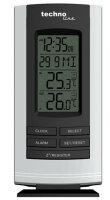 Technoline WS 9180 Digitale Wetterstation Schwarz,...
