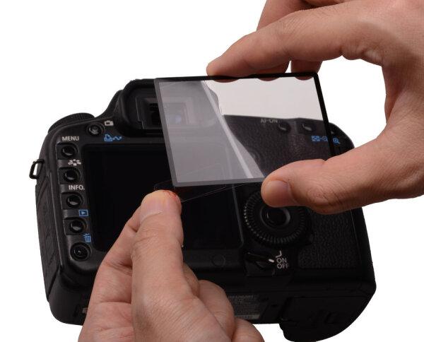 Rollei 25019 Bildschirmschutz für Kameras Transparent Nikon