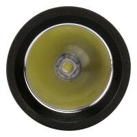 Ansmann 1600-0145 Taschenlampe Hand-Blinklicht Schwarz LED