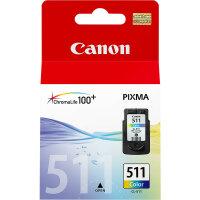 Canon CL-511 Colour Original Cyan, Magenta, Gelb 1...