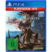 Monster Hunter World PS USK:12