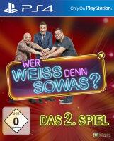 GAME Wer weiss denn sowas? 2, PS4 Standard Deutsch...