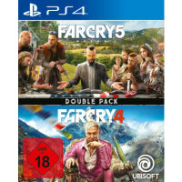 FAR CRY4&5 DOUBLE PACK  USK:18
