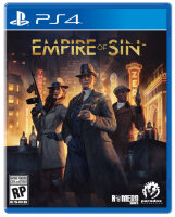 GAME Empire of Sin - Day One Edition Tag Eins PlayStation 4