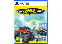 GAME Can`t Drive This, PS4 Klassisch PlayStation 5