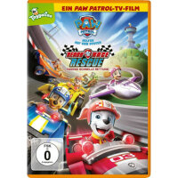 DVD Paw Patrol: Ready Race Rescue - Rasend schnell