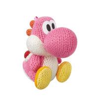 Nintendo Amiibo Woll-Yoshi pink