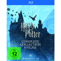 Blu-ray Harry Potter Collection