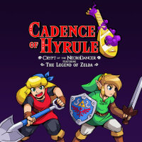 Nintendo Cadence of Hyrule – Crypt of the...
