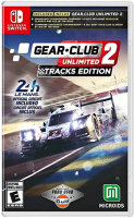 GAME Gear Club Unlimited 2: Tracks Edition Englisch...