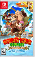Nintendo Donkey Kong Country Tropical Freeze Standard...