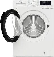 Beko EX8146ST1 Waschmaschine Freistehend Frontlader 8 kg...
