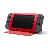 PowerA Hybrid Cover: Super Mario Flip case Nintendo Rot