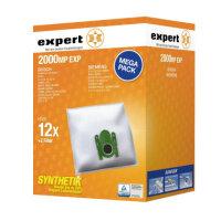 expert 2000 MP EXP Staubsaugerbeutel (kompatibel zu...