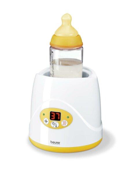 BEURER BY 52 Babykost- und Flaschenwärmer (2-in-1, digitale Anzeige, spülmaschinengeeignet)