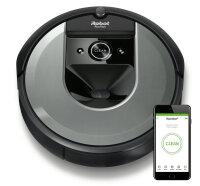 iRobot Roomba i7 Roboter-Staubsauger 0,4 l Beutellos Schwarz