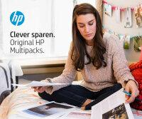 HP 62 Original Schwarz, Cyan, Magenta, Gelb Mehrfachverpackung