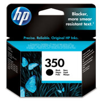 HP 350 Original Schwarz 1 Stück(e)