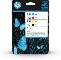 HP Original 950 Schwarz/951 Cyan/Magenta/Gelb...