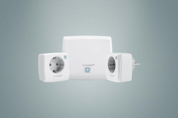 eQ-3 AG HmIP-SK6 Smart Home Beleuchtungssteuerung Kabellos Weiß