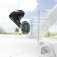 Hama MagLock Passive Halterung Handy/Smartphone Schwarz