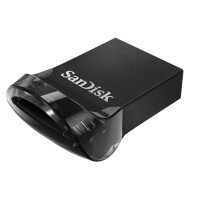 SanDisk Ultra Fit USB-Stick 256 GB USB Typ-A 3.2 Gen 1...