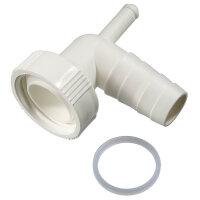 Xavax 00111893 Siphonanschluss mit Kondensatanschluss