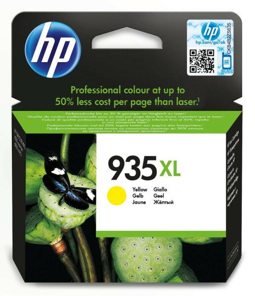 HP 935XL Original Gelb 1 Stück(e)