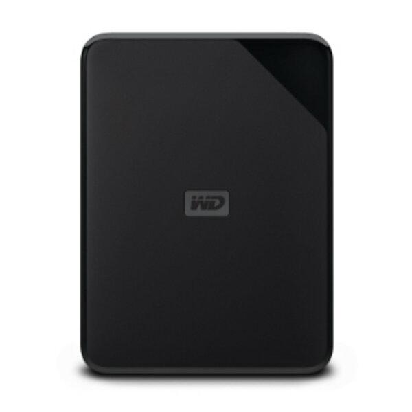 Western Digital WDBEPK0010BBK-WESN 1000GB Schwarz Externe Festplatte