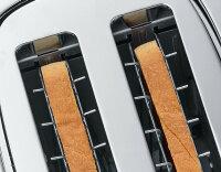 WMF Stelio 04.1401.0012 Toaster 2 Scheibe(n) Schwarz,...