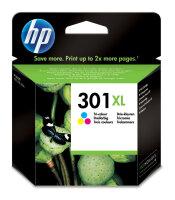 HP 301XL Original cyan, magenta, Gelb 1 Stück(e)