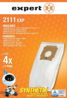 AEG 2111 EXP Staubsaugerbeutel