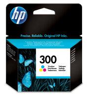 HP 300 Original cyan, magenta, Gelb 1 Stück(e)